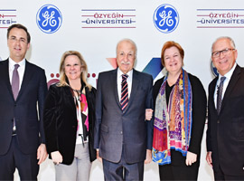 General Electric Innovation Center opens at ÖzÜ-X Building