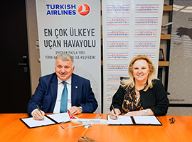 Our Faculty of Aviation and Aeronautical Science Entered into Sectoral Cooperation with Turkish Airlines